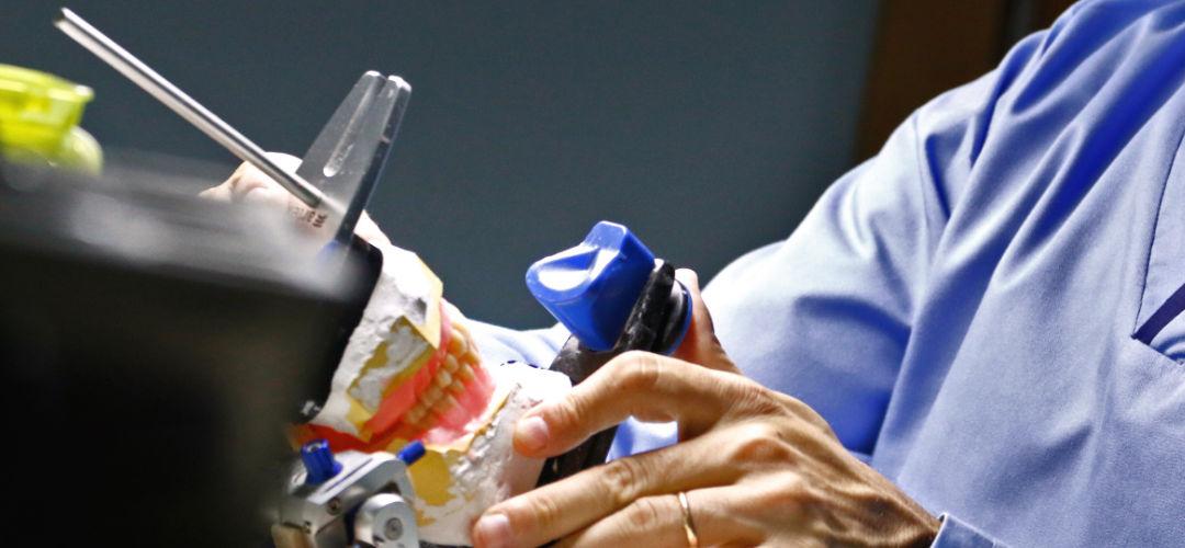 Laboratório de prótese